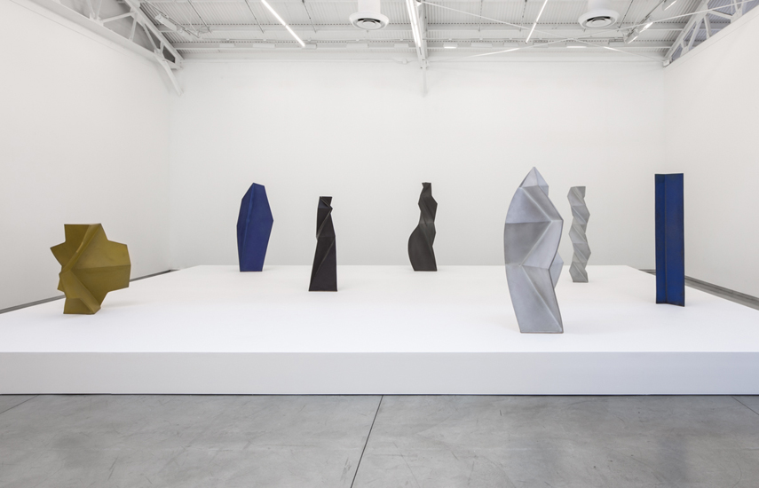 David Kordansky Gallery Installation View