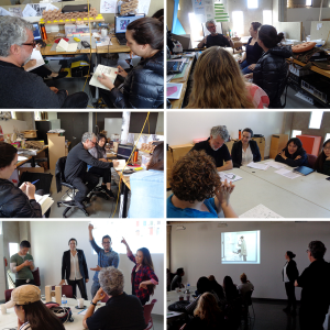2014-2015 Donghia Master Class Blog #1