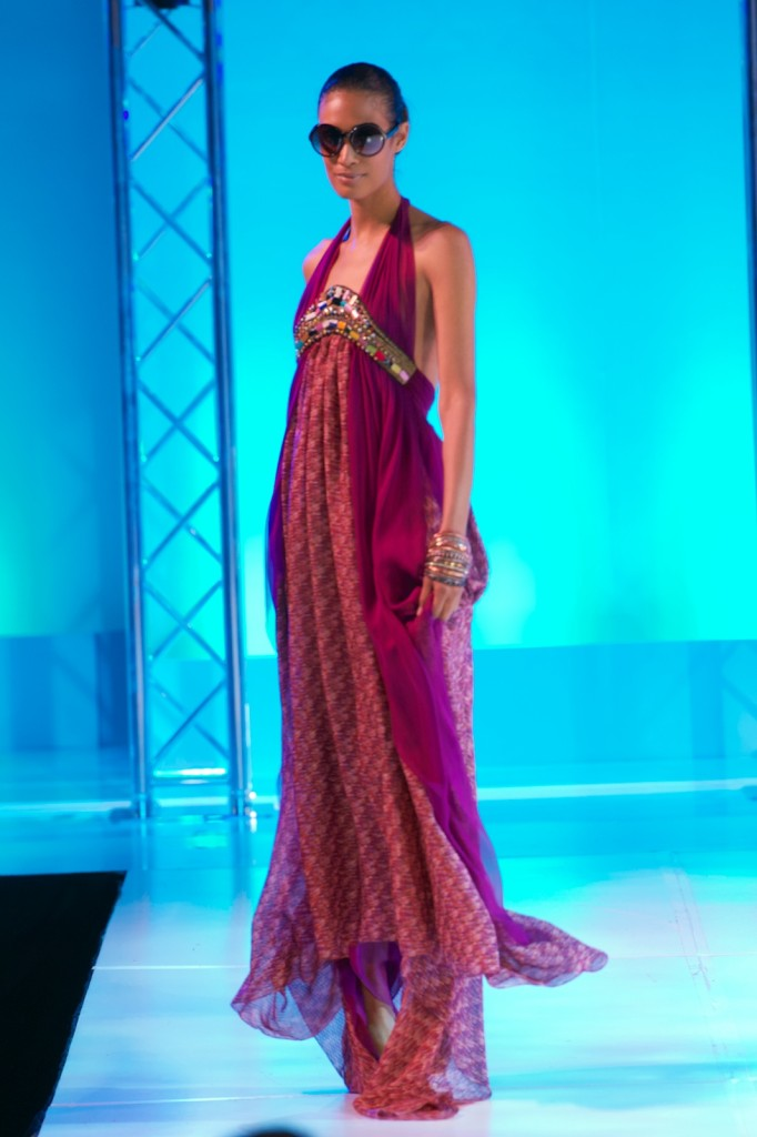 Cynthia Vincent - Otis Scholarship Benefit and Fashion Show 2013