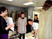 dosa-first-fitting-christina-kim-otis-fashion-2013-pic2