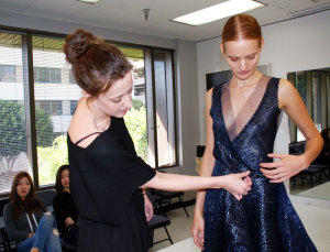 Fitting for Morgane Le Fay