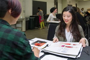 Fashion Intern Recruitment Day!