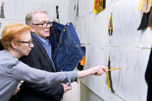 Sketch Selections with Bob Mackie