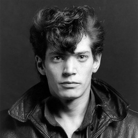 Robert Mapplethorpe, Self-Portrait, 1980