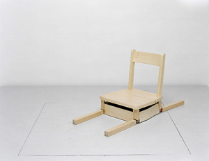 Matt Donovan. Robotic Chair, 1984 – 2006.
