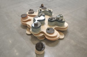 Adam Berg Exhibits at Edward Cella Art + Architecture