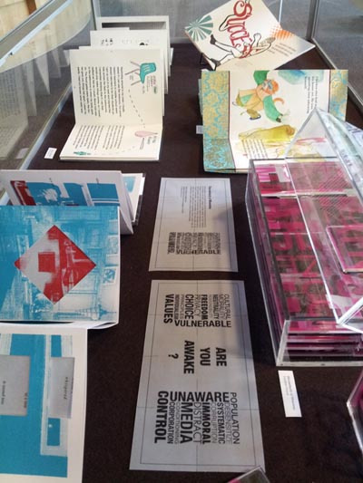 Bookmaking Projects 2014
