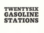 26 gasoline stations title