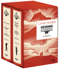 "Lynd Ward's ""Six Novels in Woodcuts"", one of the first graphic novels!"
