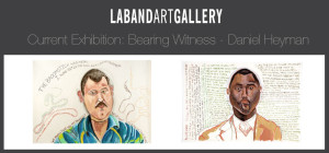 Bearing Witness: Daniel Heyman at LMU, Laband Gallery