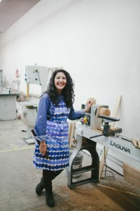 Melanie Abrantes: Transforming Wood and Cork into a One-Woman Business