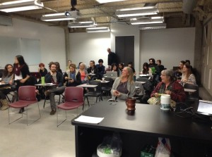 Human Ecology final presentations, Fall 2013