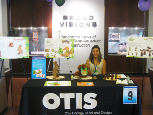 Sustainability Minor student, Ruby Rios, featured at Spring Green Expo