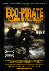 Earth Day Screening of Eco-Pirate: The Story of Paul Watson
