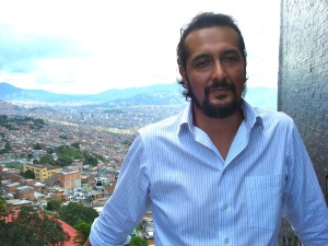 Bill Kelley, Jr. in Medellin