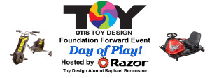 Toy Design Foundation Forward Day of Play Event