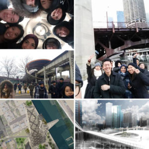 Chicago Field Trip and Studio Project