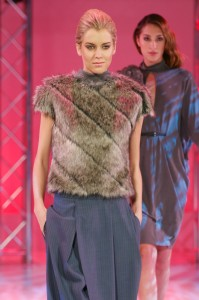 Halston and Humane Society Faux Fur