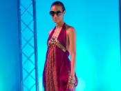 Cynthia Vincent - Otis Scholarship Benefit and Fashion Show - 2013 - 1