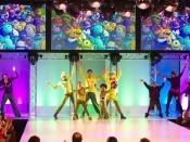 Disney Monsters University - Otis Scholarship Benefit and Fashion Show - 2013 - 3