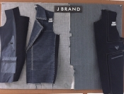 J Brand Denim Suit Project