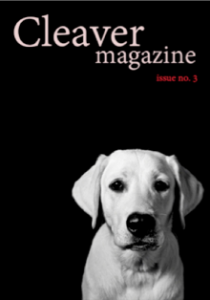 """Maggie Light's Short Story """"Quitter Takes All"""" Published In Cleaver Magazine"""