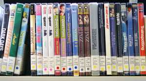 The Great Library Giveaway, Movies Edition