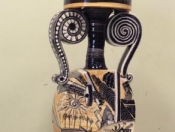 WLV, Peter Shire's Odyssey Project vase